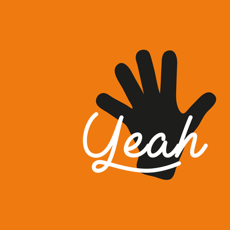 Grafik High Five Feedback